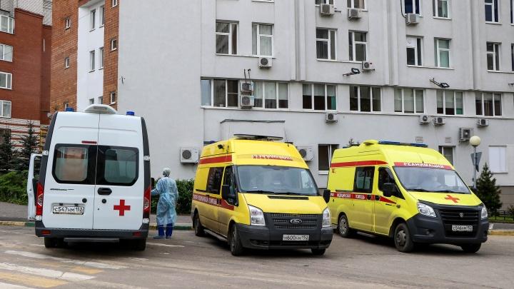 Коронавирусом в Нижегородской области заразились 159 человек