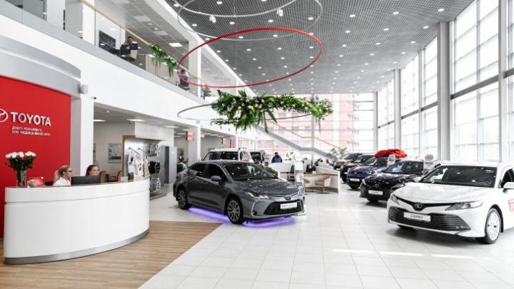 Красноярский автосалон получил награду в национальной премии «Автодилер года — 2020»