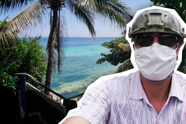 В мировой панике все, кто хотел улететь с Филиппин, улетели. Многие экспаты поняли, что без туристов на Панглао им будет не на что жить