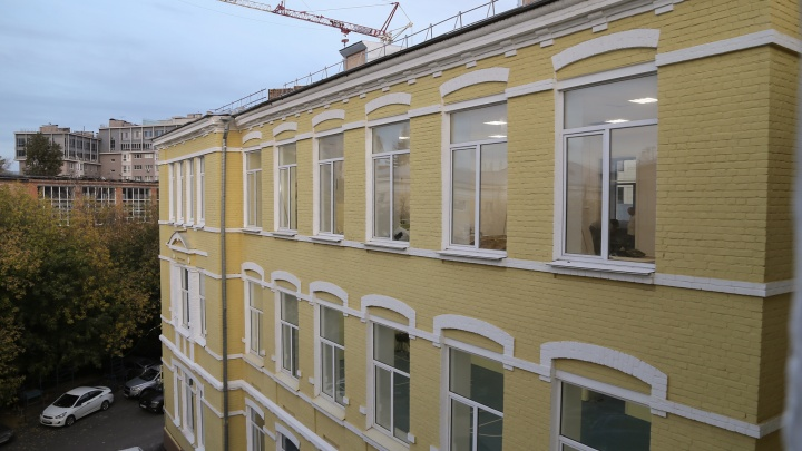 Нижегородскую гимназию № 1 откроют после капремонта уже в октябре