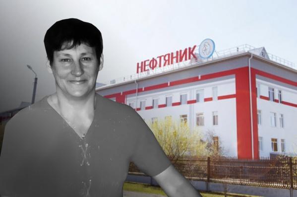 Жительницу Тюмени на скорой доставили в «Нефтяник» на Юрия Семовских