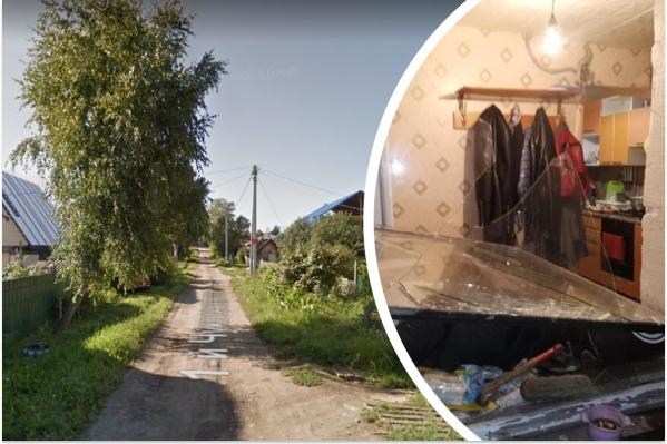 """Конфликт между соседями произошёл <nobr class=""""_"""">5 сентября</nobr> в доме на улице <nobr class=""""_"""">1-й</nobr> Чукотский переулок"""