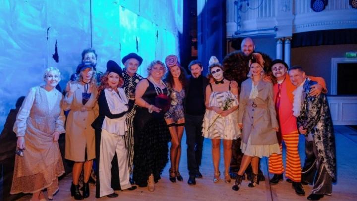 Два красноярских театра стали обладателями «Золотой маски»