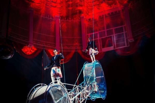 Свою работу цирк начнет с программой«Шоу воды, огня и света», с которой ушел на карантин в марте, дав всего два представления