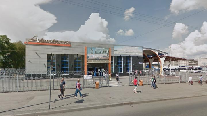 Автовокзал Кемерово оштрафовали на 100 тысяч. Там была угроза для населения