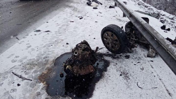 Водитель пошел на обгон: подробности смертельного ДТП с автобусом под Первоуральском