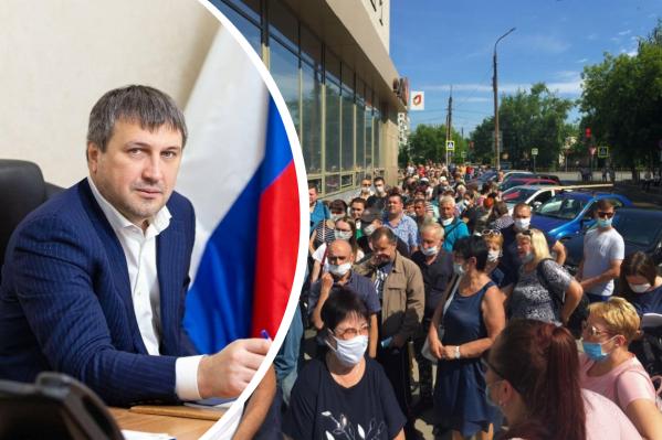 Иван Носков отметил, что почти все услуги можно получить дистанционно