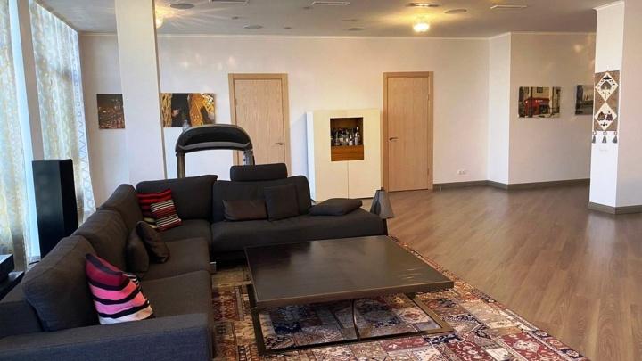 В доме на Красина, где живёт губернатор, выставили на продажу квартиру за 25 миллионов