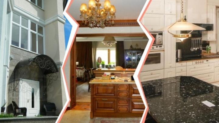 Гардеробные с однушку: рассматриваем самые дорогие дома, выставленные на продажу в Тюмени