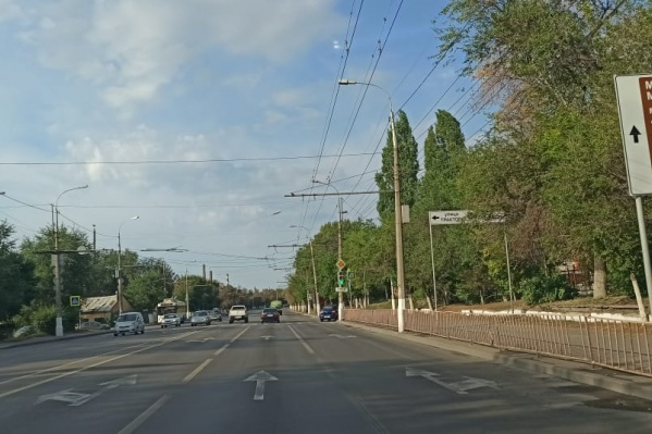 Проспект Ленина снова открыт для движения транспорта