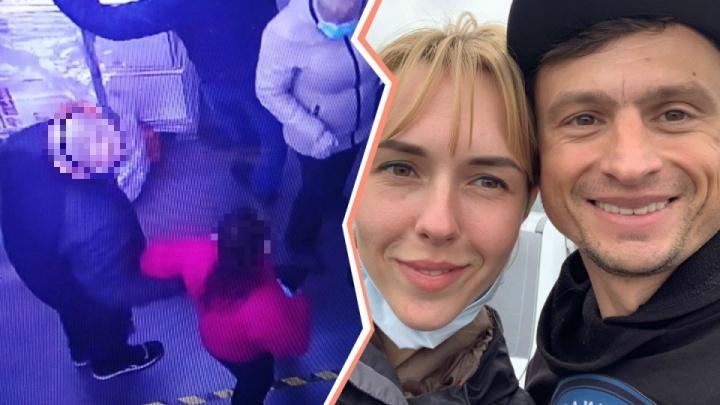 «Ждём психоза»: в Ярославле на женщину без маски напал мужчина. Реакция соцсетей