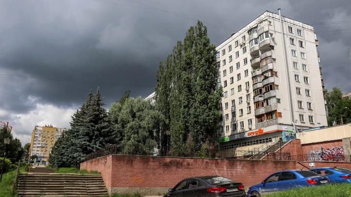 Сегодня на Нижегородскую область обрушатся грозы