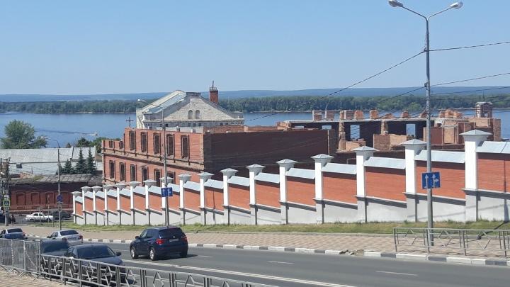 В Самаре развернулась борьба за панорамный вид на Волжский проспект