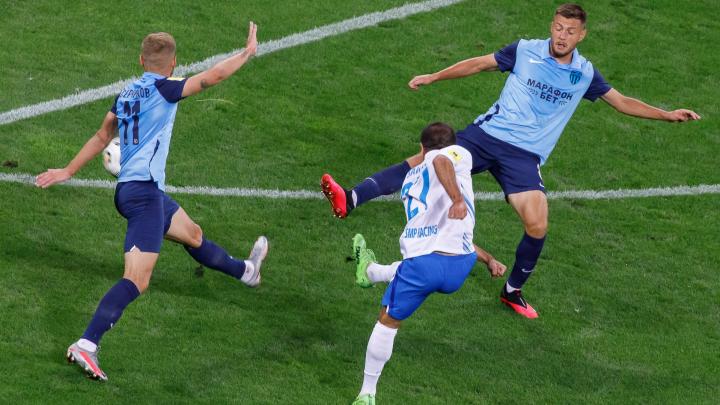 Волгоградский «Ротор» проиграл в домашнем матче и опустился на последнюю строчку таблицы