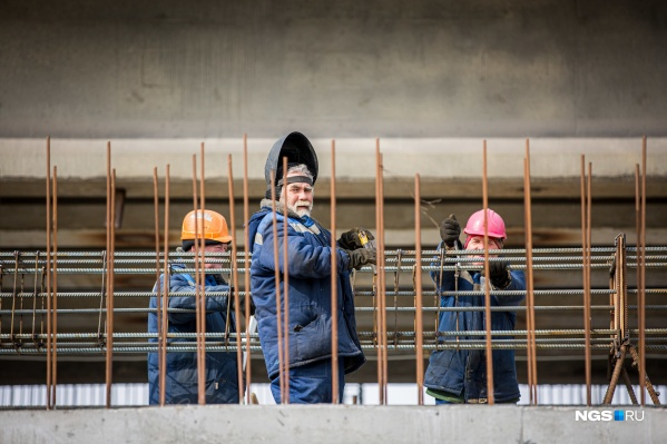 Компания «Градопроект» уже строит станцию метро «Спортивная»