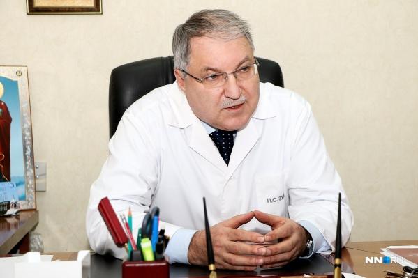 Павел Зубеев рассказал о Алексее Аристове