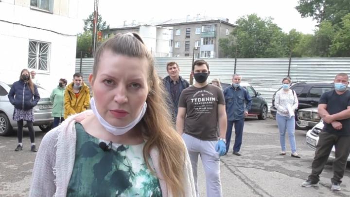 В Уфе арестовали активистку, которая боролась против точечной застройки