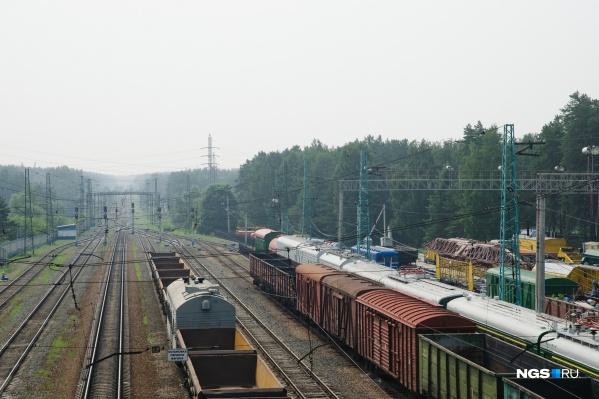 Суд оштрафовал представителя компании, которая занимается железнодорожными перевозками