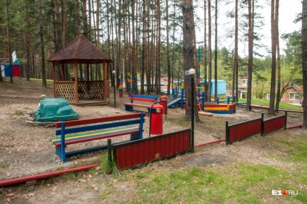 Есть шанс, что загородные лагеря откроются с 15 июня