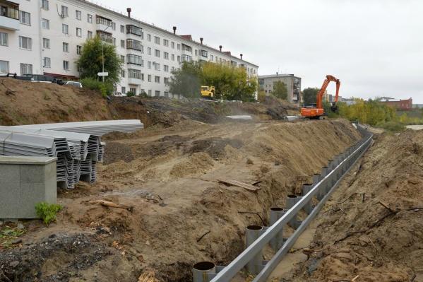 На берегоукрепление реки потратили больше 30 миллионов рублей