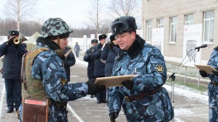 Дело бывшего замначальника УФСИН Поморья передали в суд. Подчиненные строили ему дом и баню