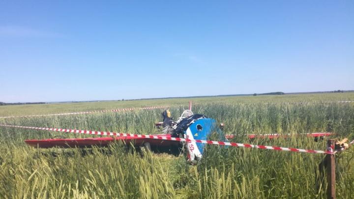 В кабине был опытный пилот: подробности крушения Як-52 в Самарской области