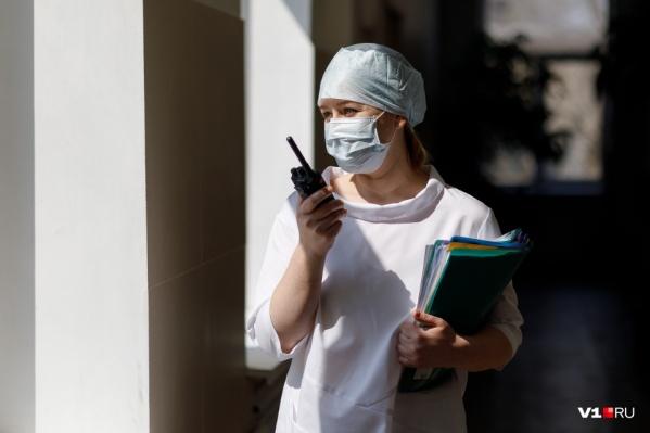 При необходимости в регионе откроют дополнительные госпитали
