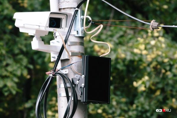 Системы видеонаблюдения появятся на перекрестках с большим трафиком движения