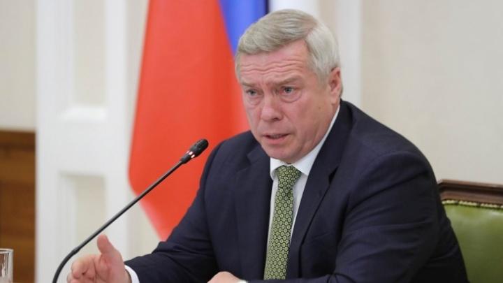 Губернатор Ростовской области рассказал, что нужно сделать для смягчения самоизоляции