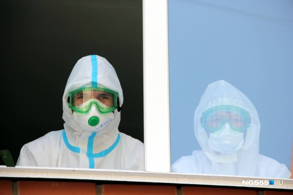 Последние десять дней в Омской области регистрируется не менее 40 новых инфицированных коронавирусом