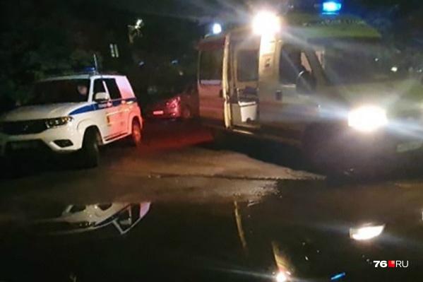 Преступление произошло поздним вечером около ЦНТИ