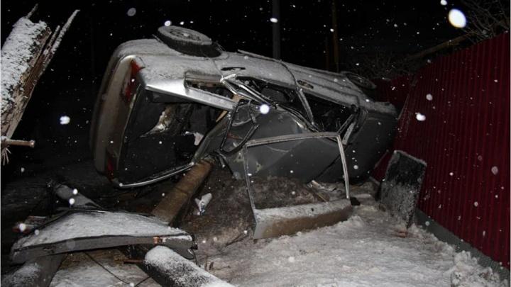 В трех ДТП в Башкирии погибли три человека, из них один — пешеход