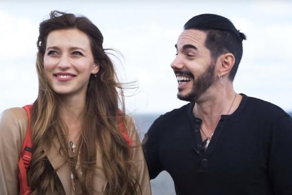 Регина Тодоренко и Тимур Родригез — ведущие программы «Орел и решка. Россия» на канале «Пятница»