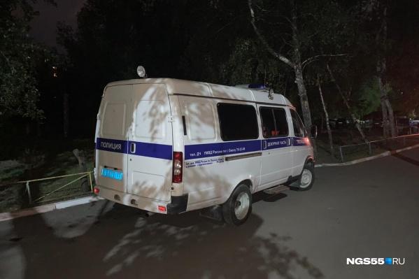 Полицейские задержали преступника по горячим следам