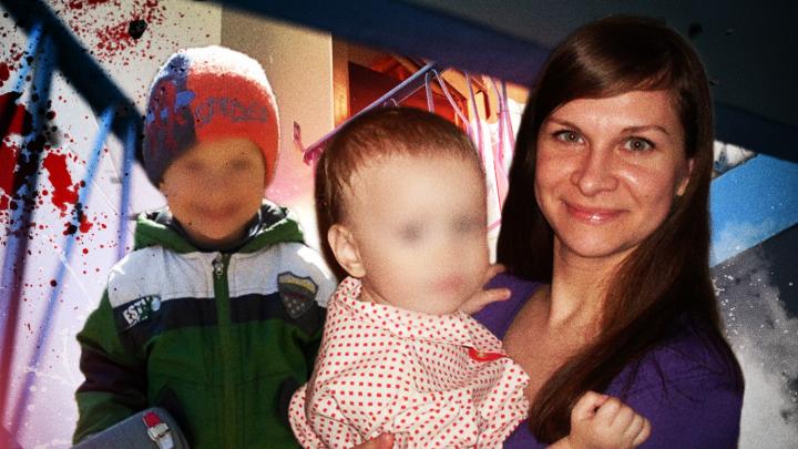 «Дети! Дети при чем?!»: под Волгоградом молодая женщина изрезала сына и дочь и воткнула нож себе в шею