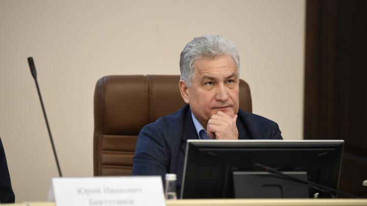 Свердловский министр заразился коронавирусом