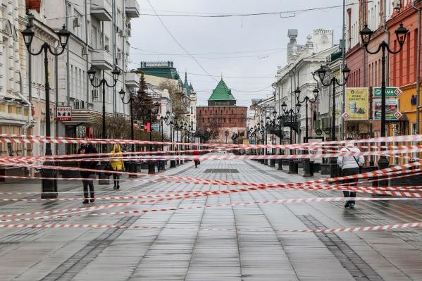 Пандемия добралась до Нижегородской области в марте 2020 года. Она значительно изменила образ жизни нижегородцев