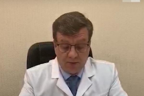 Основной диагноз, который ставят Навальному, — «нарушение углеводного баланса»