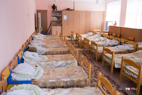 В детских садах болеют воспитанники и воспитатели