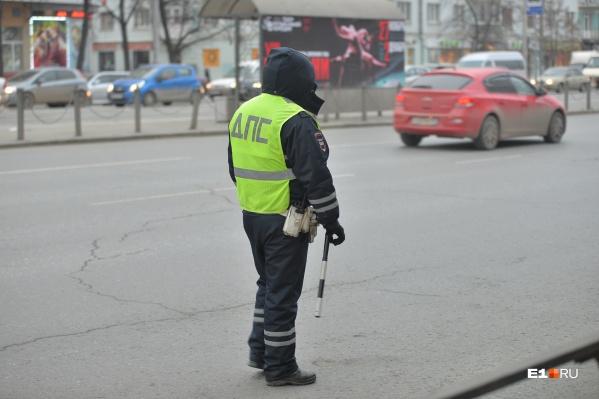 Водитель хотел избежать штрафа за нарушение