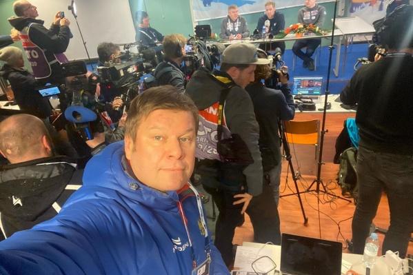 Дмитрий Губерниев откликнулся на события в Малиновке в своем телеграм-канале
