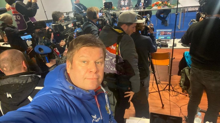 Дмитрий Губерниев упрекнул организаторов лыжной гонки в Малиновке, сорванной из-за угрозы коронавируса