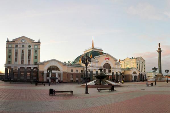 Чиновник РЖД попался на махинациях с охраной красноярского вокзала