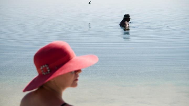 Бескрайнее, бесконечное чудо: озеро Баскунчак в объективе фотографа на исходе лета