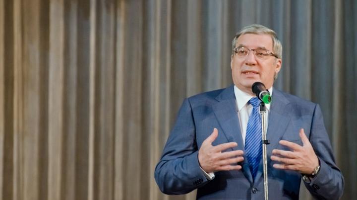 Виктор Толоконский стал советником губернатора