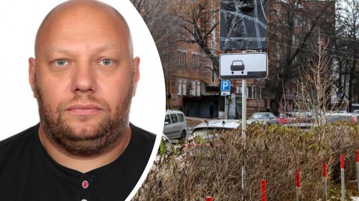 «Мне очень нужно бежать»: заммэра оставил без ответов вопросы о платных парковках в Нижнем Новгороде