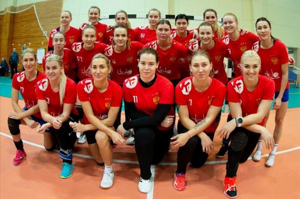В прошлый раз в национальную сборную вызывали 10 гандболисток «Ростов-Дона»