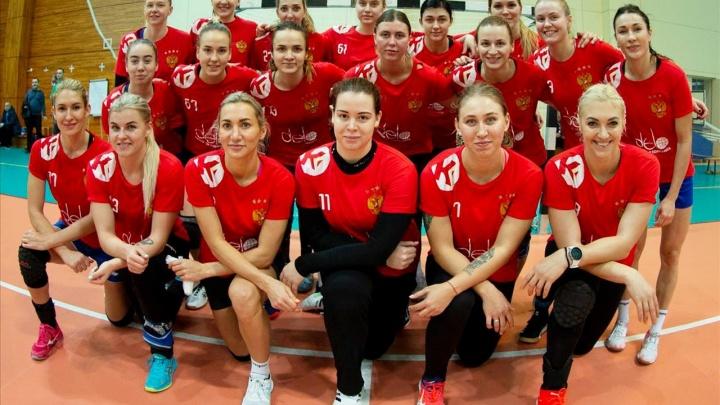 Двенадцать ростовских гандболисток вызвали в сборную России