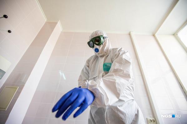 В больнице умер еще один зараженный коронавирусом