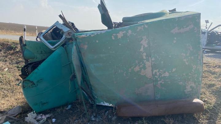 В ДТП на трассе Ростов — Ставрополь погиб человек. Трое получили травмы